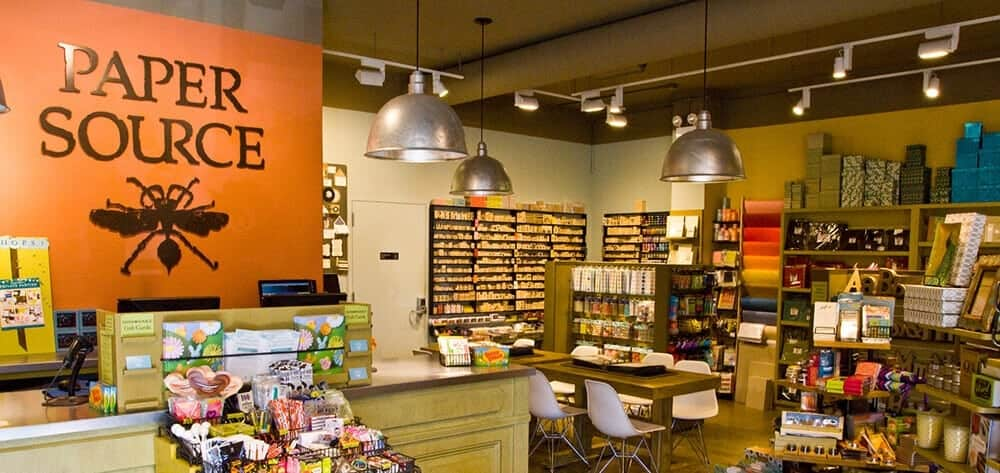 5 Craft Stores Like Paper Source