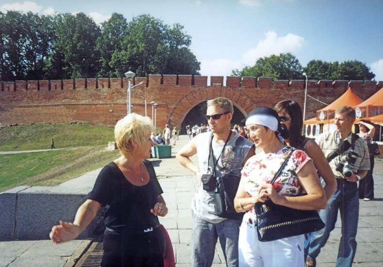 В Беларуси собираются штрафовать за нелегальные экскурсии
