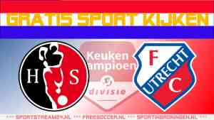 Helmond Sport vs Jong FC Utrecht livestream