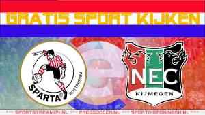 Live Sparta - NEC