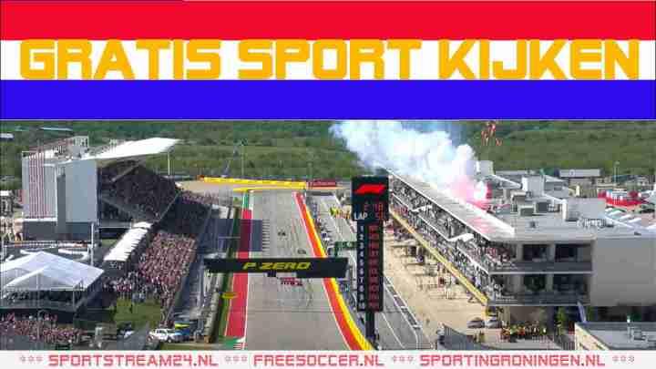 Formule 1 GP van Amerika live stream