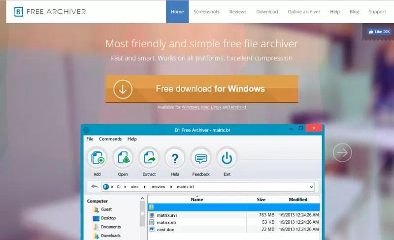 Open Rar online archive online