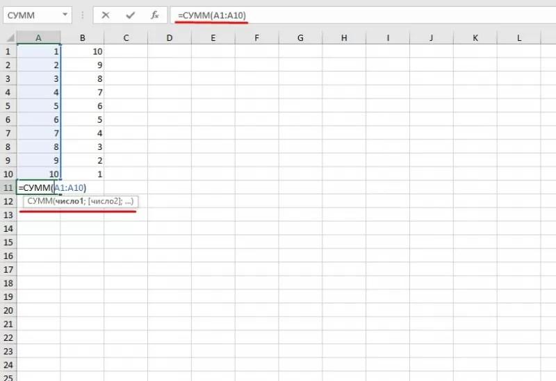Hoe te lezen in Excel