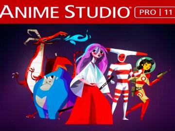 Anime Studio Pro 11 Crack Mac Full Download 2016