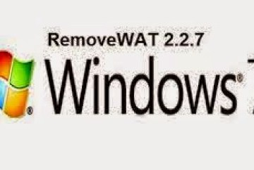 RemoveWat 2.2.7 Activator For Windows 7 2016 Free Download