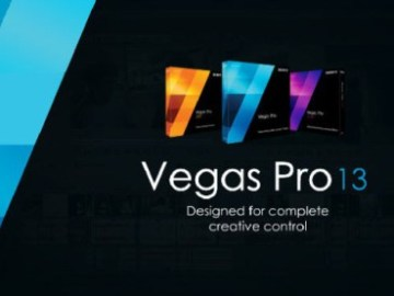 Sony Vegas Pro 13 Crack 2016 Free Download