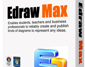 Edraw Max 8.4 Crack And Serial Key Full Download