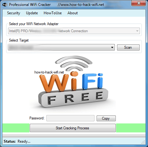 Wifi password hacking tools for windows 10