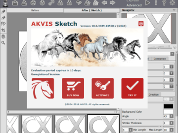 AKVIS Sketch 18 Crack Patch 2016 Full Download