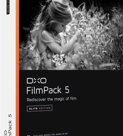DxO FilmPack Elite 5.5.7 Crack Patch Free Download