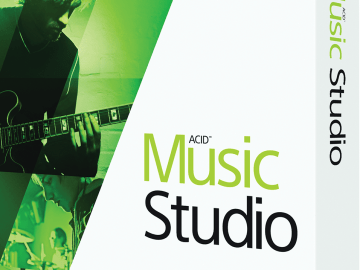 ACID Music Studio 10 Crack And Serial Key 2017 Free Download