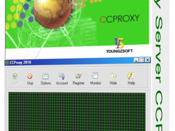 CCProxy 8.0 Crack With Serial Number 2017 Download