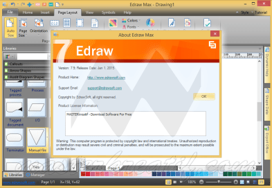 Edraw Max 8.4 Serial Key