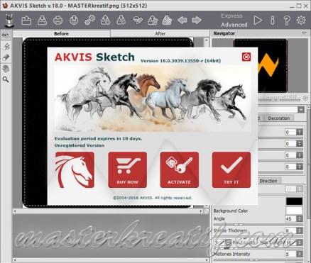 AKVIS Sketch Crack