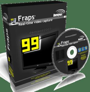 Fraps 3.5.99 Crack