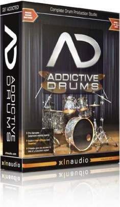 Keygen к Addictive Drums - картинка 3