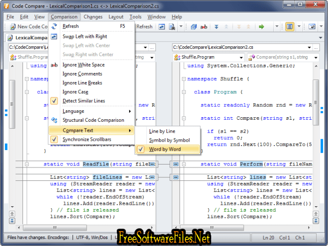 Code Compare 4.2.221 Free Download for windows