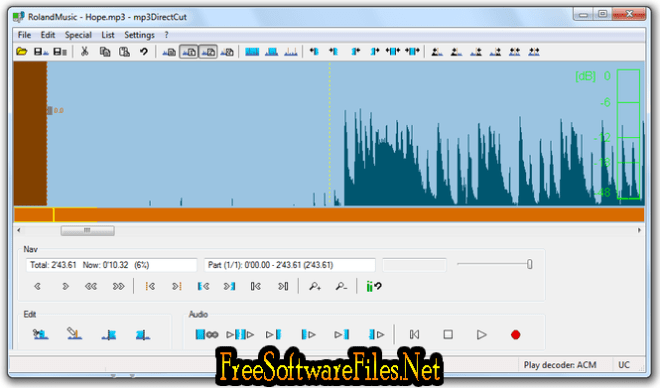 mp3directcut free download for windows 10