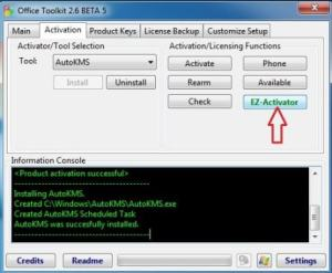 Download Microsoft Toolkit with crack 2022