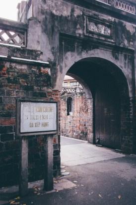 Quan Chuong Ancient Gate