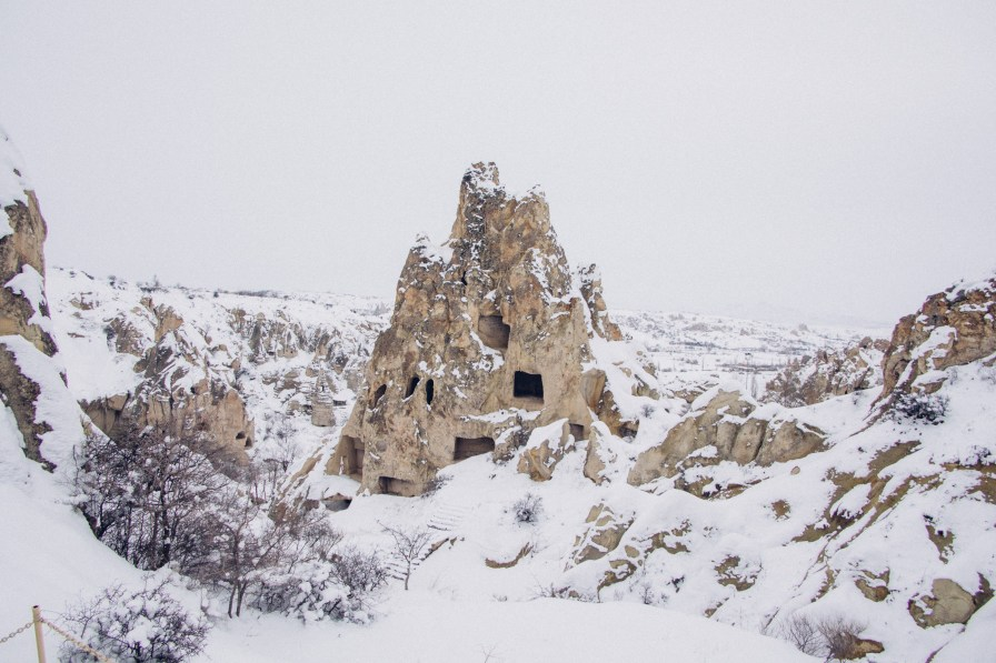 Caves in the Moutain