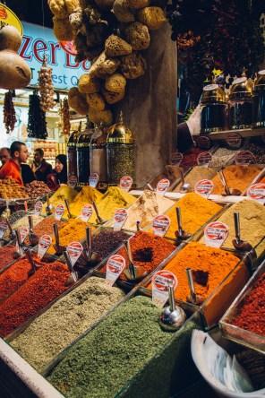 Spice Seller