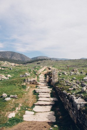 Stone Path of Hiearopolis