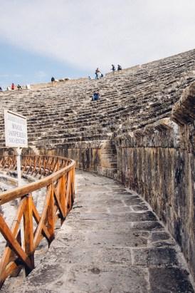 Amphitheater at Hierapolis