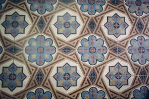 Floor Tiles of Imperial Citadel