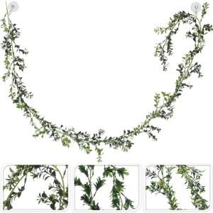 Гирлянда из листьев искусственных