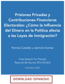 FSFP_Private Prisons Report ES