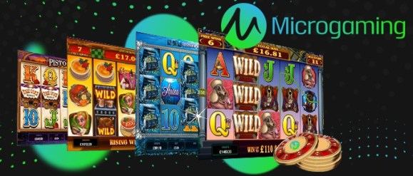 Microgaming Casino Games free spins