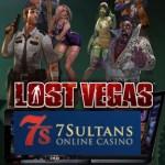7 Sultans Casino – $/€ 500 free spins – 100% match bonuses