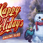 Happy Holidays slot free spins