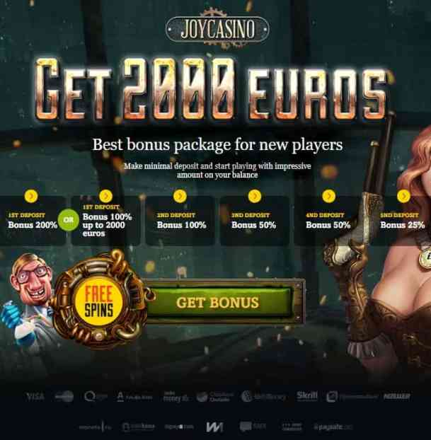 JoyCasino Review