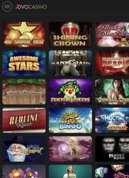 OVO Casino Review