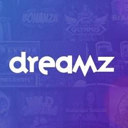 Dreamz Casino | 20 free spins + 100% bonus + 80 gratis spins | Review
