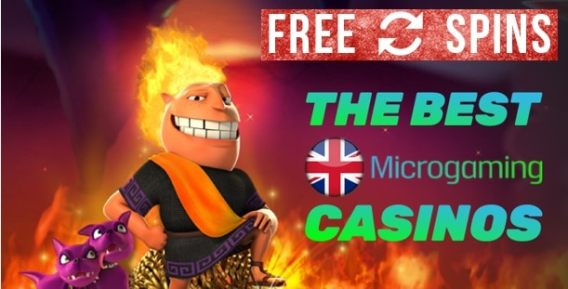 UK free spins - best casino bonuses & promotions for British players