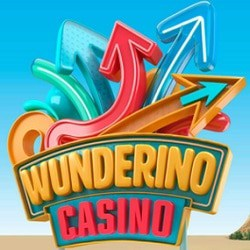 Wunderino Casino   30 free spins and 100% welcome bonus   Review