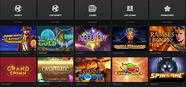 KTO Casino free games