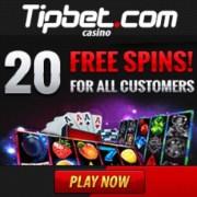 Tipbet Casino free spins