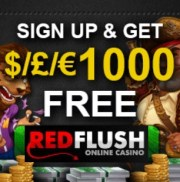 Red Flush Casino free spins