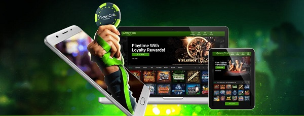Gaming Club Casino online and mobile games