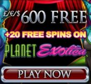 Cabaret Club Casino free spins