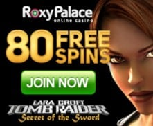 Roxy Palace Casino free spins