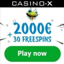 Casino-X free bonus