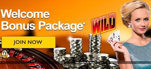 Gday Casino Welcome Bonus