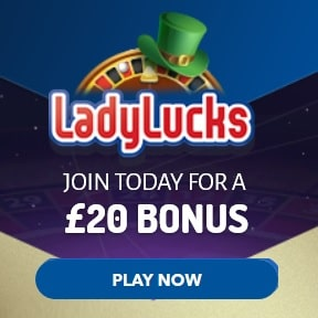 LadyLucks Casino free spins