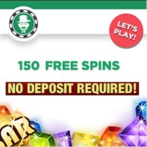 Sir Jackpot Casino free spins bonus
