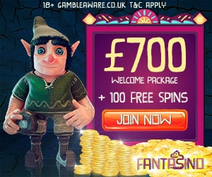 Fantasino Casino free spins
